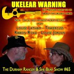Image from Mixcloud of Durham Ranger and She Bear Show #65