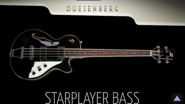 2016-07-27 Duesenberg Starplayer Bass official smaller