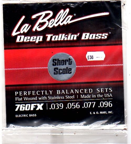2016-07-29 La Bella Flat Wound Short Scale strings - smaller file