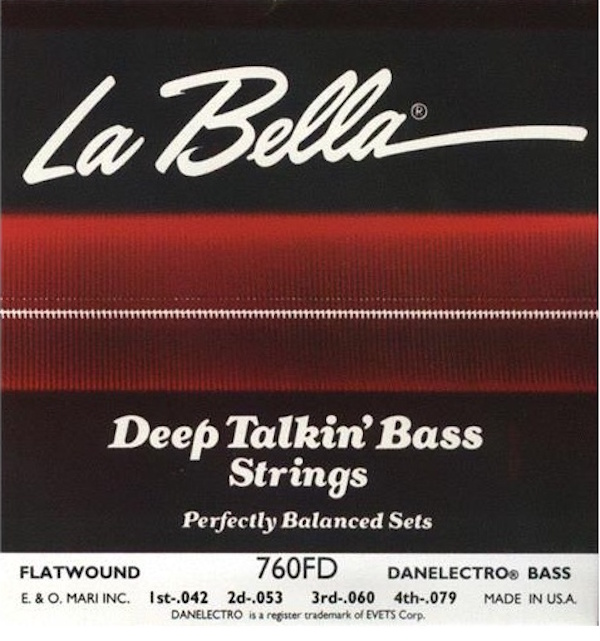 la-bella-danelectro-flatwound-4-string-42-79-short-scale-bass-guitar-strings-packet