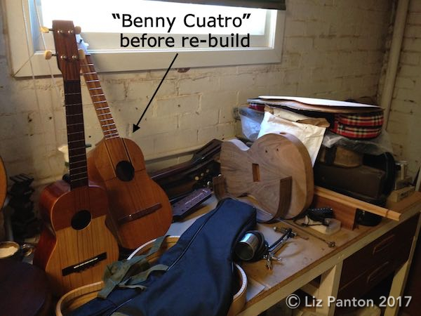 2017-05-25 Benny Cuatro before rebuild - blog v2